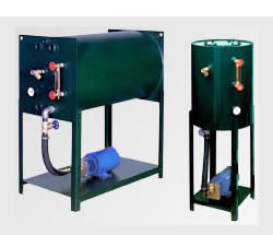 Columbia Boiler Feed Systems